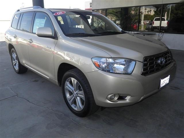 2008 Toyota Highlander SUV for sale in Los Angeles for $24,777 with 40,801 miles.