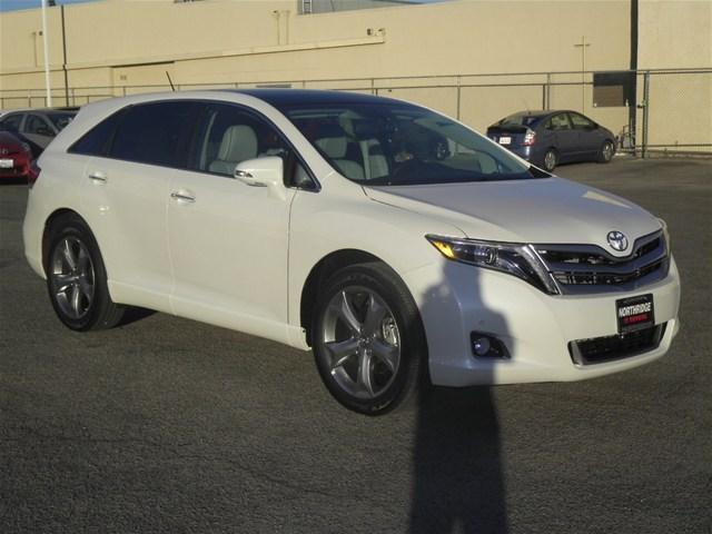 2015 Toyota Venza SUV for sale in Los Angeles for $39,999 with 86 miles.