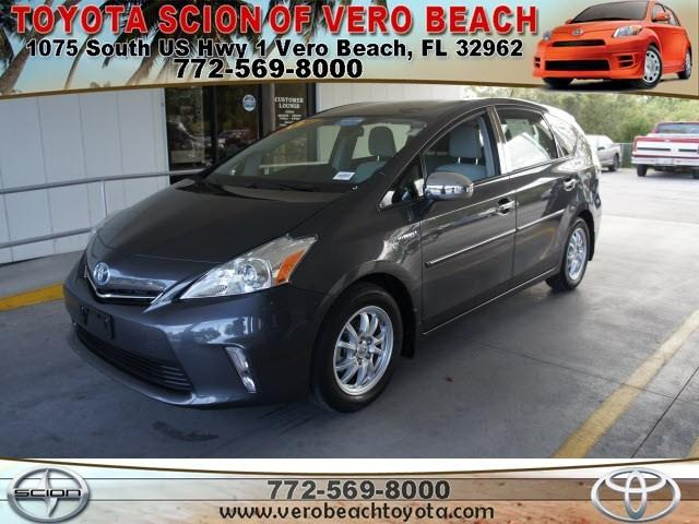 2013 Toyota Prius V Wagon for sale in Vero Beach for $23,211 with 19,317 miles.