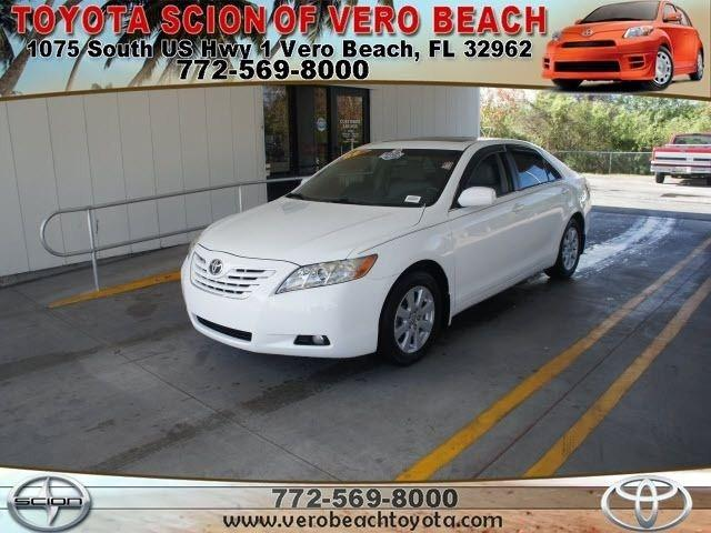 2009 Toyota Camry Sedan for sale in Vero Beach for $16,888 with 63,815 miles.