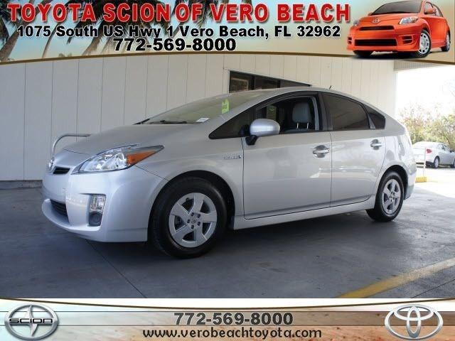 2011 Toyota Prius IV Hatchback for sale in Vero Beach for $20,153 with 31,554 miles.