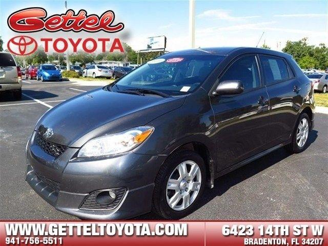 2010 Toyota Matrix Base Hatchback for sale in Bradenton for $10,792 with 57,541 miles.