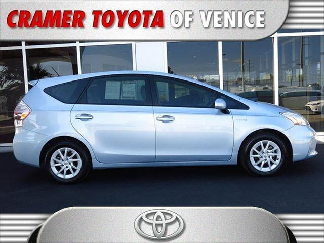 2013 Toyota Prius V Wagon for sale in Venice for $23,314 with 22,092 miles.