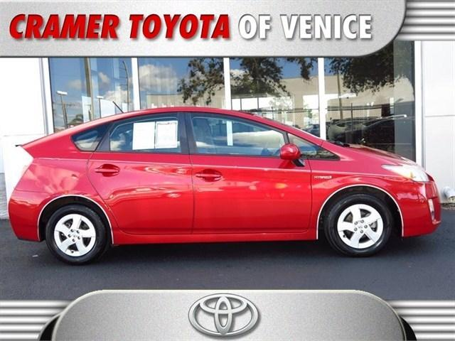 2010 Toyota Prius II Hatchback for sale in Venice for $13,997 with 72,144 miles.