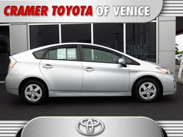 2011 Toyota Prius III Hatchback for sale in Venice for $15,997 with 55,244 miles.