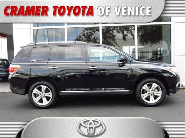 2012 Toyota Highlander Base SUV for sale in Venice for $29,988 with 35,592 miles.