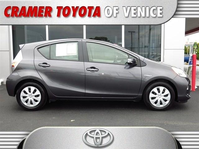 2014 Toyota Prius C Hatchback for sale in Venice for $17,997 with 8,443 miles.