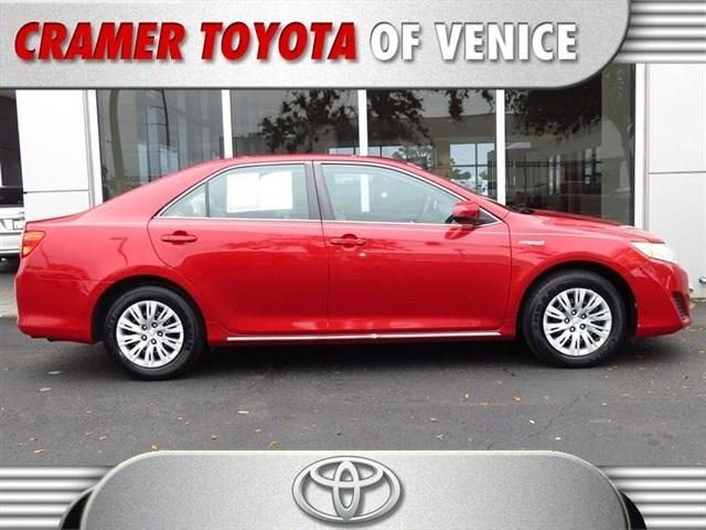 2012 Toyota Camry Hybrid LE Sedan for sale in Venice for $18,997 with 60,155 miles