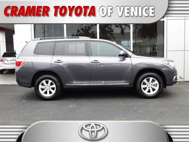 2012 Toyota Highlander Base SUV for sale in Venice for $23,997 with 41,158 miles