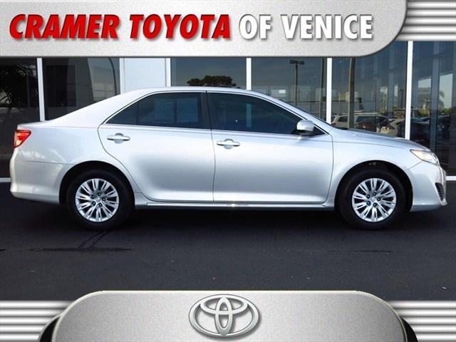 2012 Toyota Camry LE Sedan for sale in Venice for $17,997 with 23,222 miles.