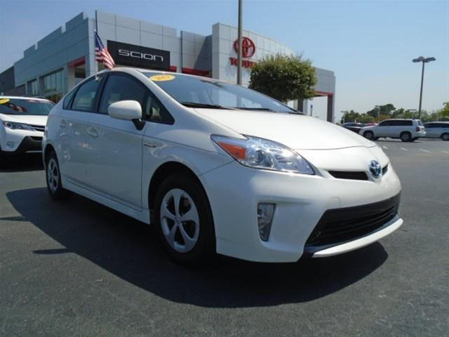 2013 Toyota Prius Hatchback for sale in Stuart for $19,395 with 14,689 miles