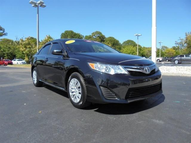 2012 Toyota Camry LE Sedan for sale in Stuart for $16,995 with 27,842 miles