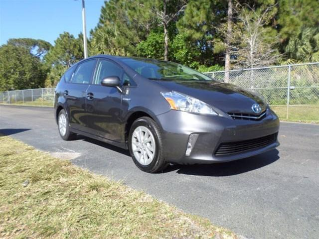 2012 Toyota Prius V Three Wagon for sale in Stuart for $15,998 with 58,738 miles