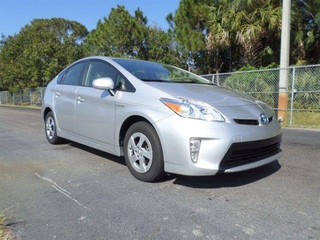 2013 Toyota Prius Hatchback for sale in Stuart for $15,998 with 20,332 miles