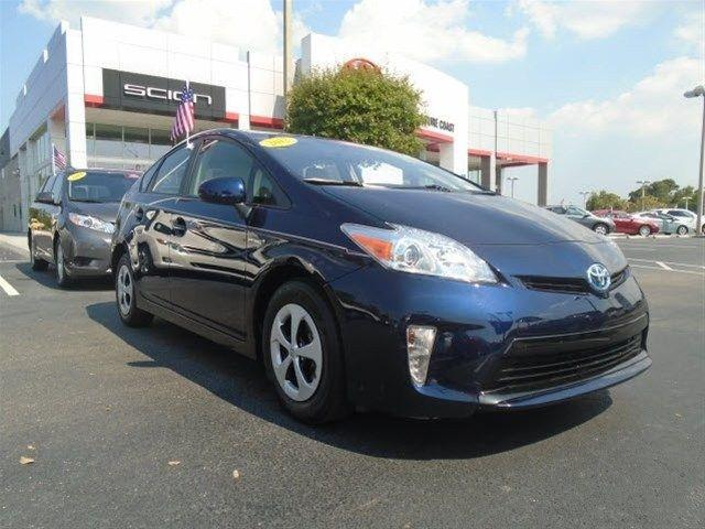 2012 Toyota Prius Three Hatchback for sale in Stuart for $18,495 with 27,846 miles