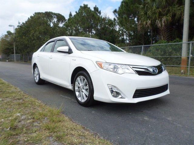 2012 Toyota Camry Hybrid XLE Sedan for sale in Stuart for $18,495 with 11,203 miles