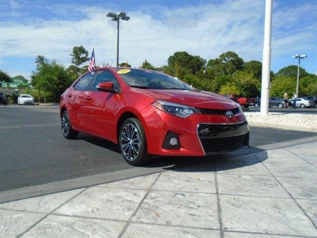 2014 Toyota Corolla S Plus Sedan for sale in Stuart for $17,895 with 17,942 miles