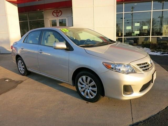 2013 Toyota Corolla LE Sedan for sale in Gallatin for $15,500 with 21,255 miles