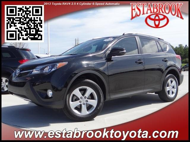 2013 Toyota RAV4 SUV for sale in Pascagoula for $22,990 with 21,476 miles.