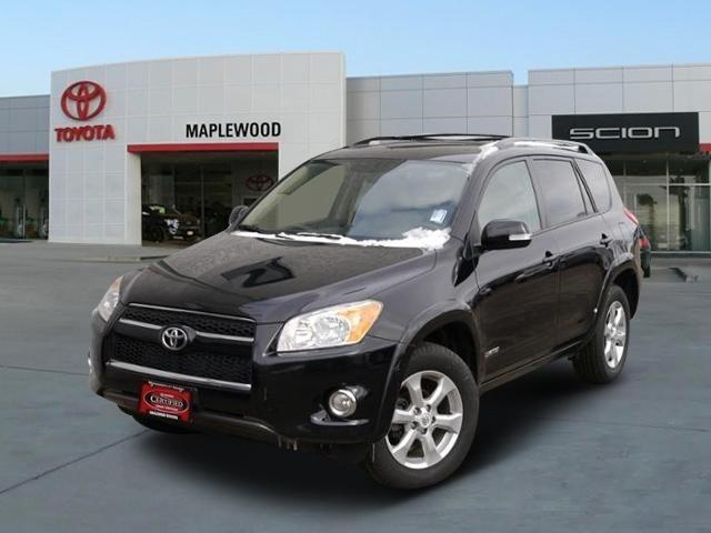 2009 Toyota RAV4 Limited SUV for sale in Maplewood for $17,999 with 65,324 miles.