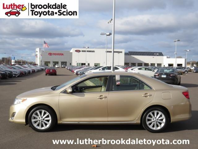2012 Toyota Camry XLE Sedan for sale in Minneapolis for $19,759 with 28,055 miles.