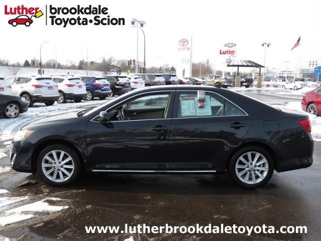 2012 Toyota Camry XLE Sedan for sale in Minneapolis for $21,995 with 24,363 miles.