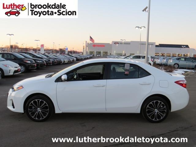 2014 Toyota Corolla S Plus Sedan for sale in Minneapolis for $19,499 with 8,849 miles.