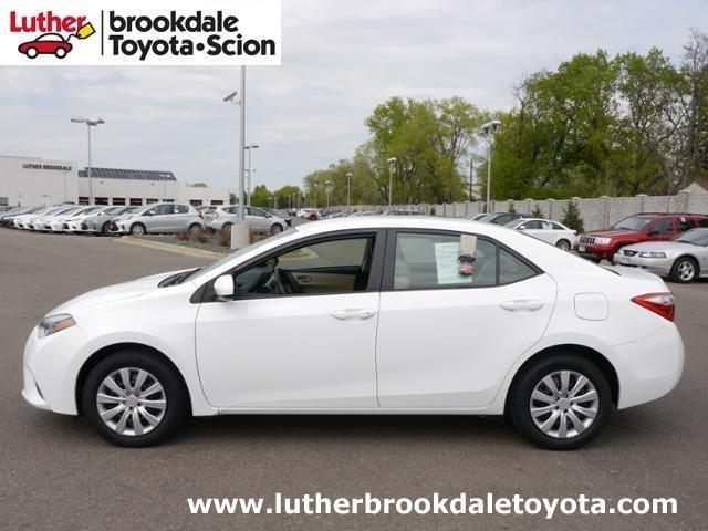 2014 Toyota Corolla Sedan for sale in Minneapolis for $15,995 with 29,883 miles