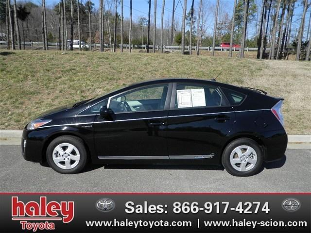 2011 Toyota Prius II Hatchback for sale in Midlothian for $13,995 with 55,775 miles