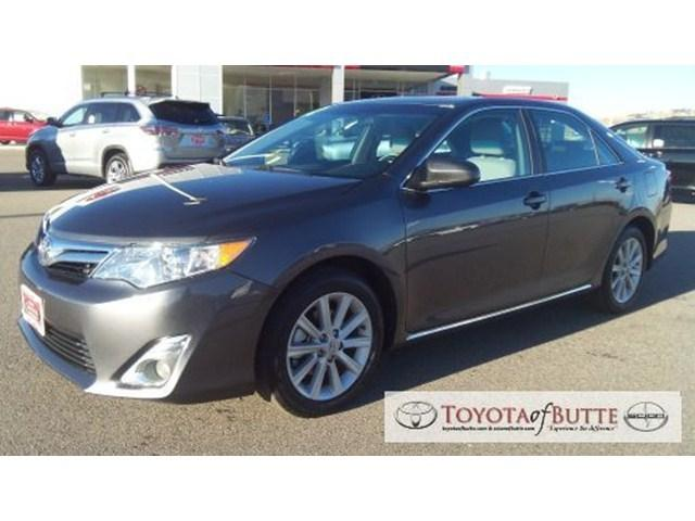 2012 Toyota Camry XLE Sedan for sale in Butte for $19,995 with 18,814 miles.