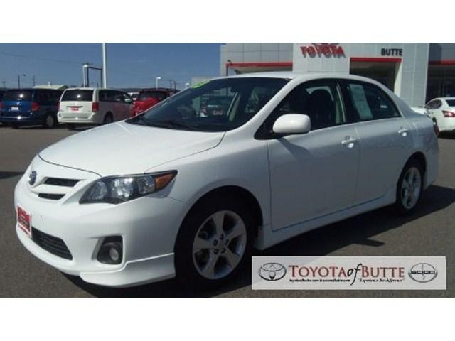 2013 Toyota Corolla Sedan for sale in Butte for $14,777 with 32,955 miles.