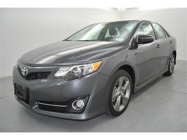 2014 Toyota Camry Sedan for sale in Philadelphia for $21,995 with 2,236 miles.