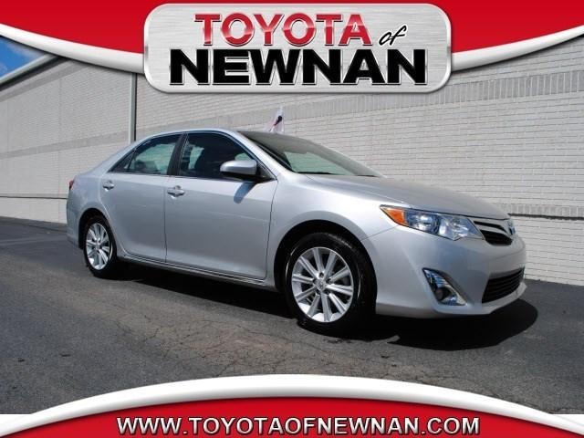 2012 Toyota Camry XLE Sedan for sale in Newnan for $18,750 with 23,635 miles.