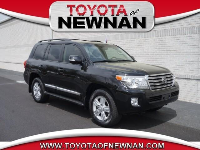 2013 Toyota Land Cruiser Base SUV for sale in Newnan for $62,986 with 26,347 miles