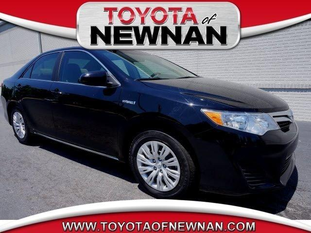 2012 Toyota Camry Hybrid LE Sedan for sale in Newnan for $19,850 with 19,849 miles