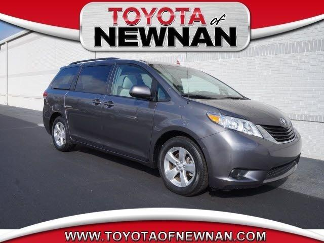 2014 Toyota Sienna Minivan for sale in Newnan for $27,458 with 20,289 miles.