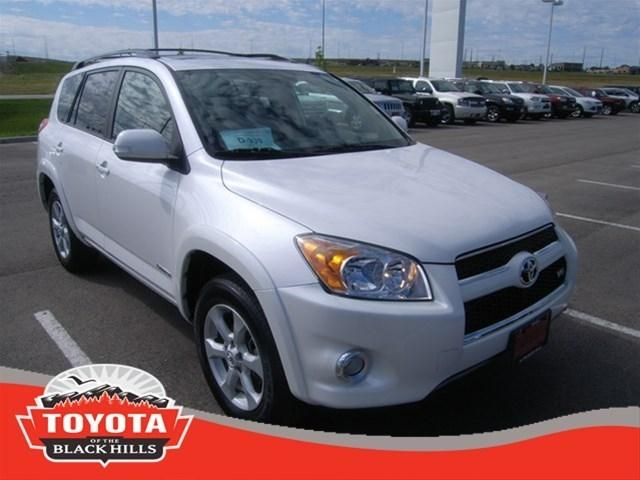 2012 Toyota RAV4 Limited SUV for sale in Rapid City for $25,562 with 29,620 miles.