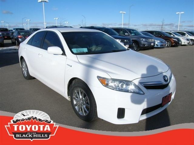 2011 Toyota Camry Hybrid Sedan for sale in Rapid City for $16,953 with 56,518 miles