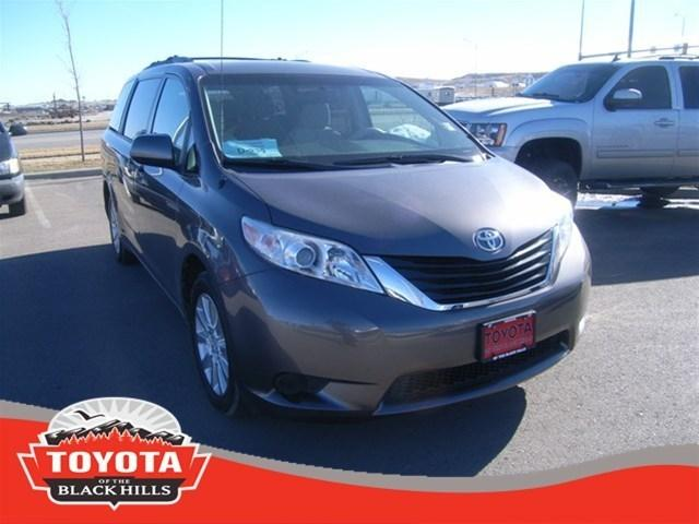 2011 Toyota Sienna Base Minivan for sale in Rapid City for $21,490 with 66,484 miles.