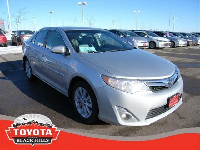 2014 Toyota Camry Sedan for sale in Rapid City for $25,872 with 7,708 miles