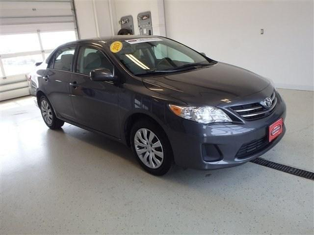 2013 Toyota Corolla LE Sedan for sale in Watertown for $15,357 with 11,114 miles