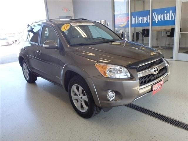 2012 Toyota RAV4 Limited SUV for sale in Watertown for $22,612 with 36,973 miles