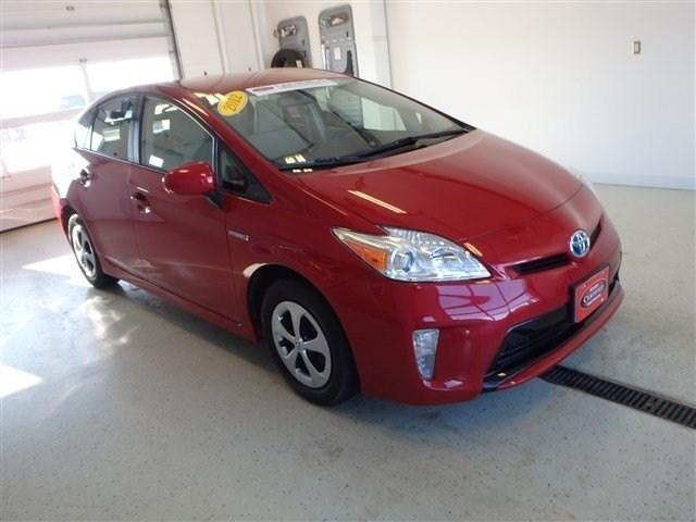 2012 Toyota Prius Three Hatchback for sale in Watertown for $14,989 with 50,982 miles.