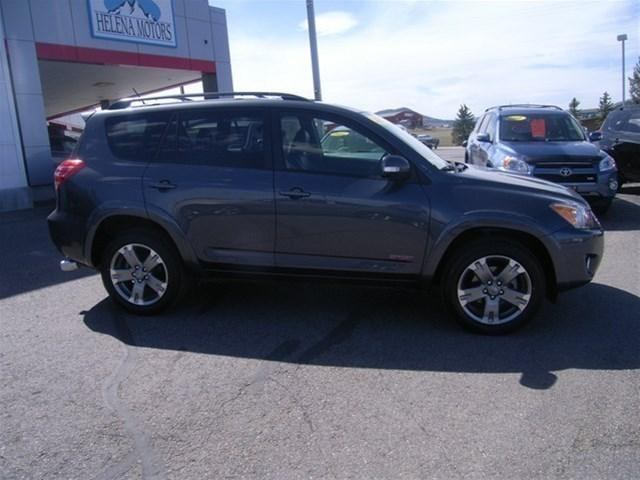 2012 Toyota RAV4 Sport SUV for sale in Helena for $25,981 with 26,928 miles