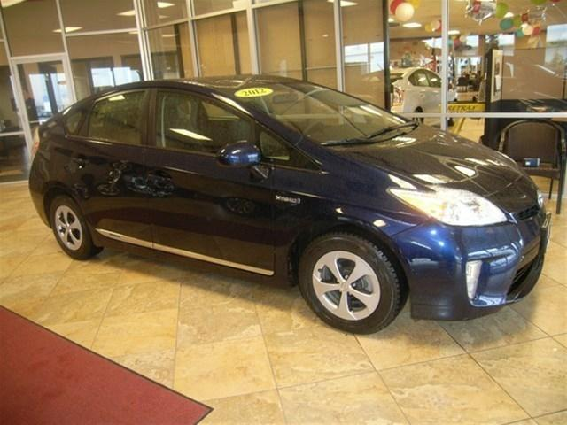2012 Toyota Prius Two Hatchback for sale in Helena for $18,641 with 27,901 miles