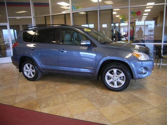 2011 Toyota RAV4 Limited SUV for sale in Helena for $23,992 with 43,608 miles