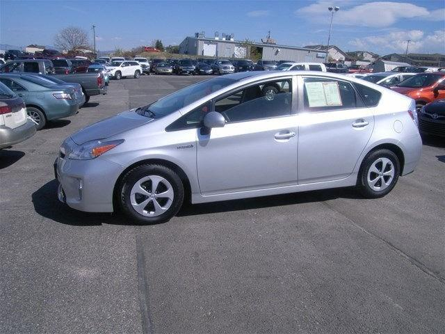 2012 Toyota Prius Two Hatchback for sale in Helena for $14,981 with 76,018 miles