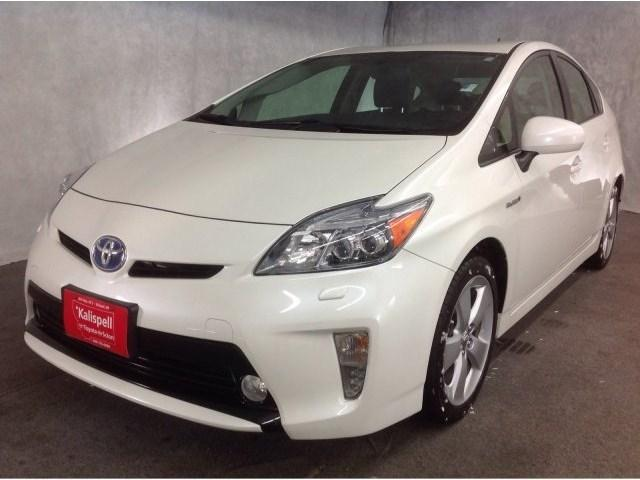 2012 Toyota Prius Five Hatchback for sale in Kalispell for $20,990 with 37,399 miles.