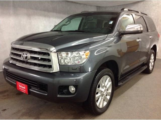 2013 Toyota Sequoia SUV for sale in Kalispell for $48,990 with 38,004 miles