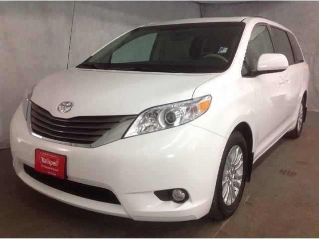 2014 Toyota Sienna Minivan for sale in Kalispell for $29,977 with 5,421 miles